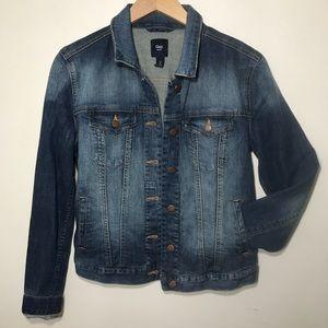   Gap Factory   Medium Wash Denim Jean Jacket